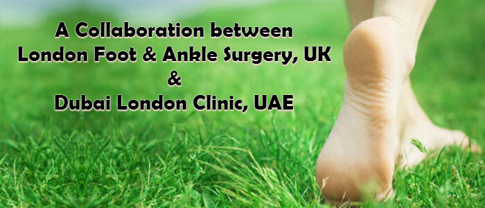 Foot Clinic Dubai